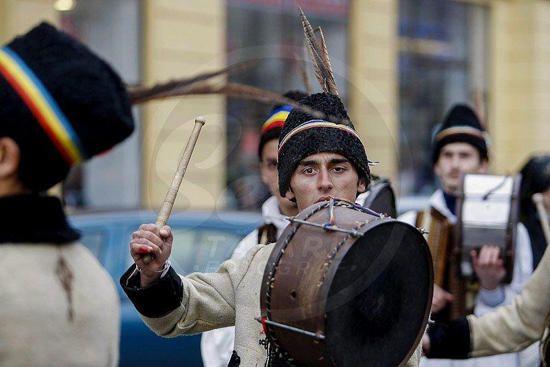 traditie colindatori
