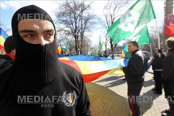 PROTEST - NOUA DREAPTA - TIMISOARA