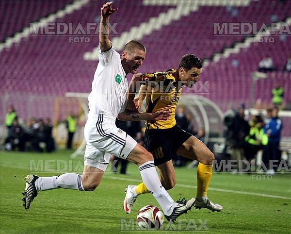 FOTBAL - EUROPA LEAGUE - FC TIMISOARA - ANDERLECHT BRUXELLES