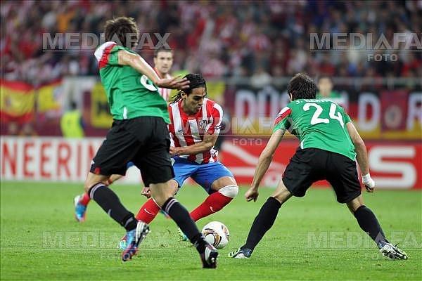 UEFA EUROPA LEAGUE - ATLETICO MADRID - ATHLETIC BILBAO